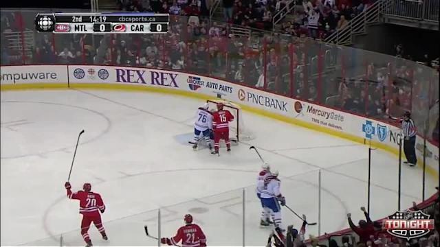Montreal Canadiens at Carolina Hurricanes - 02/08/2014