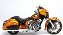 Indian Motorcycle's 'Project Chieftain' Custom Bagger Contest Winners Unveiled During Daytona Bike Week
