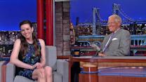 David Letterman - Liv Tyler's Cross-Country Road Trip