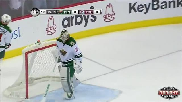 Minnesota Wild at Colorado Avalanche - 01/30/2014