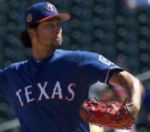 Rangers tap Darvish for Opening Day start