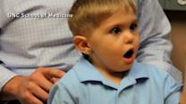 Hearing for the First Time