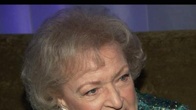 Betty White Dishes On GLAAD Media Awards And 'Hot In Cleveland'