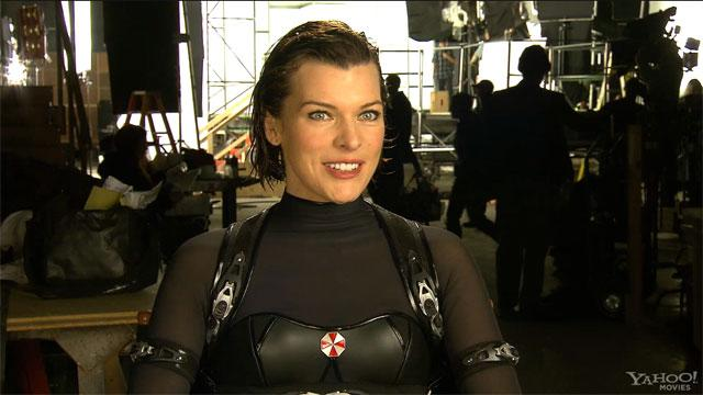 'Resident Evil: Retribution' Featurette: Story