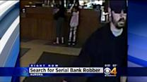 Aurora Police Search For Serial Bank Robber