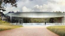 Apple to Open Steve Jobs-Inspired Ring-Shaped Campus in April