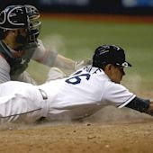 Rays in walk-off win against Red Sox after error