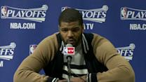 Press Pass: Josh Smith