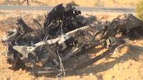 Car bombing kills at least 10 Egyptian soldiers