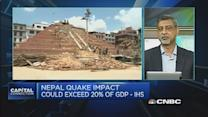 Impact of Nepal quake 'close to $5B': Expert