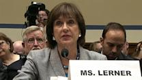 "IRS top official: ""I have not"" done something wrong"