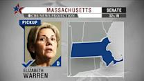 CBS News projects: Elizabeth Warren wins Mass. Senate race