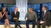 Matt Damon Gets Quizzed On Holiday Etiquette