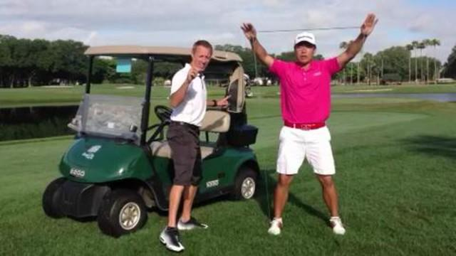 Fitness Friday - Dave Herman: Pre-round Warm-up