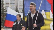 Russian opposition politician Boris Nemtsov shot dead