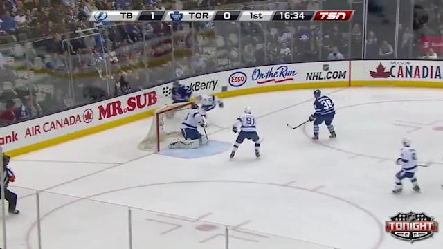 Tampa Bay Lightning at Toronto Maple Leafs - 03/19/2014