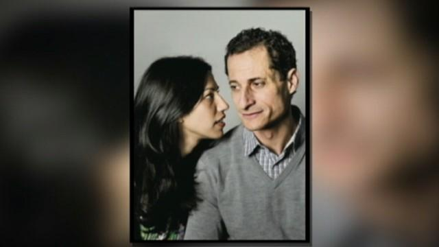 Weiner's Wife Sought Hillary Clinton's Advice Amid Scandal
