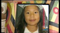 Family Relieved That Girl's Accused Killer Is Locked Up