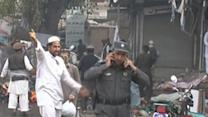 Raw: Dozens Killed in Afghanistan Blast