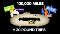 What If You Could Drive 100,000 Miles on One Fill-Up?