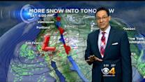 Saturday Forecast: More Snow And Cold To Start March
