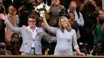 Plaintiffs in Gay Marriage Case Wed in Calif.