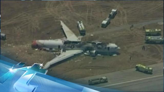 Breaking News Headlines: Slow Landing Speed of San Francisco Jet Probed