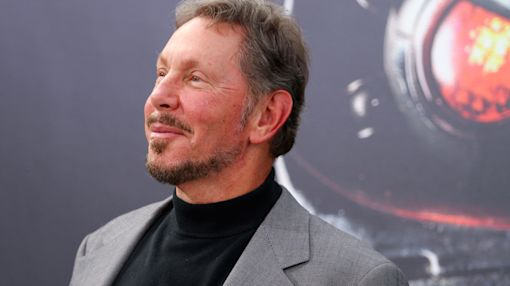 Oracle just bought a company Larry Ellison mostly owns, entitling him to $3.5 billion in cash
