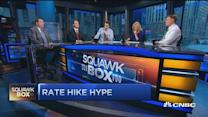 Fed Vice Chair: Too much hype over first rate hike