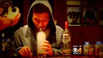 Expert Warns About Teens Finding New Ways To Get Drunk