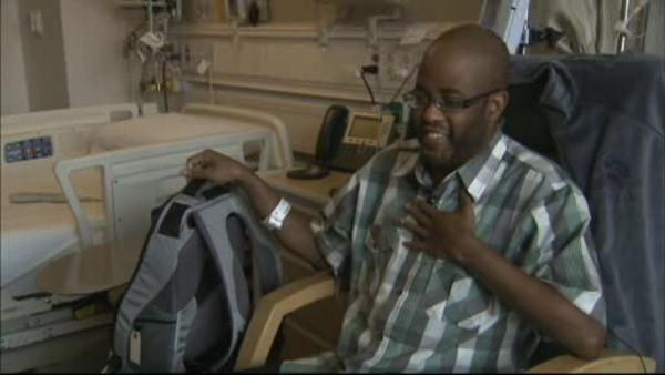 Patient waiting for transplant gets artificial heart