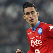 Prolific Callejon called into Spain squad
