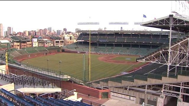 Wrigley Field renovation clearance nears home stretch