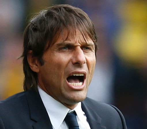 Conte wants failures to motivate Chelsea