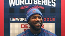 Dexter Fowler will have a special place in Cubs' World Series history