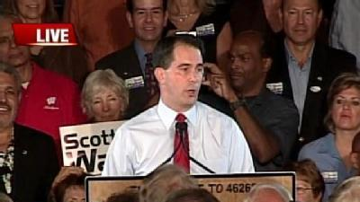 Part 1 - Scott Walker Wins GOP Primary
