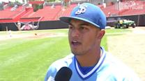 The Mountain West Network chats with San José State Pitcher Kalei Contrades