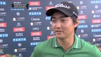 Jin Jeong holds nerve to win the Perth International
