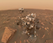 NASA Mars Rover captures incredible selfie as dust storm sweeps Red Planet