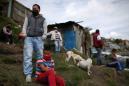 Residents of Bogota slum facing eviction despite quarantine