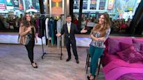 Sofia Vergara Gives Makeover to New York Graphics Designer