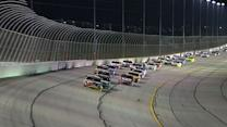 Toyota Highlights: Kyle Busch leads on restart