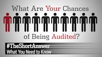 Taxes: What Are Your Chances of Being Audited?