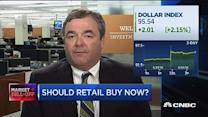 Should retail investors buy now?