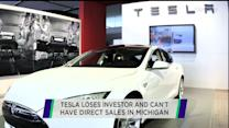 Tesla blocked from selling cars direct to public in Michigan