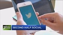 Social media plays for the second half