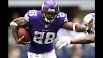 Vikings change mind, suspend Adrian Peterson