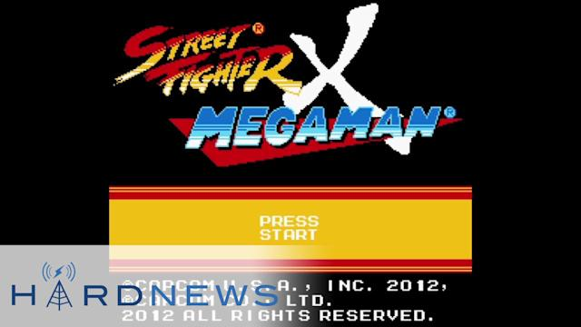 Street Fighter Vs. Mega Man, German Law Affects The European eShop, and Glu Turns Off Gamespy Games - Hard News Clip