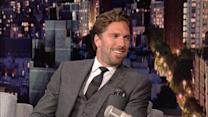New York Rangers' Henrik Lundqvist, Part 1 - David Letterman