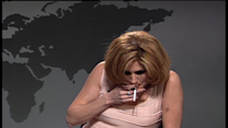 Weekend Update: Courtney Love on her Golden Globe